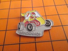 2119 PINS PIN'S / Beau Et Rare : Thème SPORTS / SORTE DE BUGGY WINDENHOF - Automobile - F1