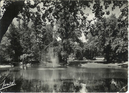 Nantes. Le Jardin Des Plantes. 1957 - Nantes
