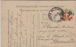 MILITARI -C - CARTOLINA - POSTA MILITARE 2^ DIVISIONE - Oorlog 1939-45