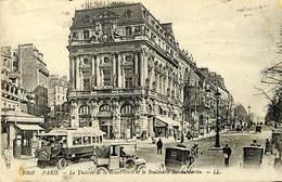 CPA - France - (75) Paris - Théâtre De La Renaissance - Other