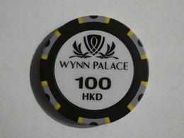 Fiche Casino Macao 100 HKD - Casino