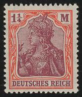 151a Germania 1 1/4 M ** - Deutschland