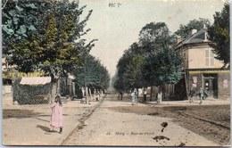95 MERY SUR OISE - La Rue De Paris - Mery Sur Oise