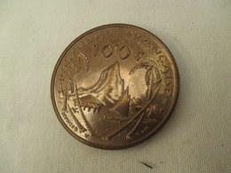 100 Francs  Polynesie 1995 Tres Proche  Du Neuf - Francia