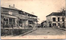 92 ROBINSON - Entrée De La Rue De Chateaubriand - Le Plessis Robinson