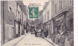 MEUNG SUR LOIRE  -  RUE JEHAN DE MEUNG - Francia