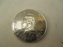 50 Francs  Polynesie 1995 Tres Proche  Du Neuf - M. 50 Franchi