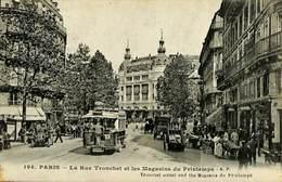CPA - France - (75) Paris - La Rue Tronchet - Andere