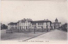 54. NANCY. Ecole Charlemagne. 114 - Nancy