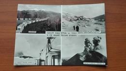 Saluti Dall'Etna - Vedutine - Otras Ciudades