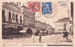 FLEURANCE         PLACE DE LA IV REPUBLIQUE - Fleurance