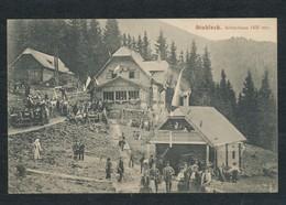 Ansichtskarten  - Stuhleck. Schutzhaus - Ansichtskarten