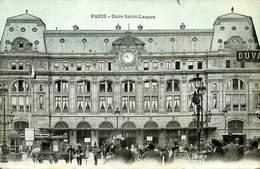 CPA - France - (75) Paris - Gare Saint-Lazare - Andere