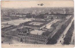 75. PARIS. L'Ecole Militaire Et L'Ecole Supérieure De Guerre. Vue Panoramique. 9 - Multi-vues, Vues Panoramiques
