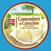 Etiquettes De Fromage.    Camembert De Normandie. - Formaggio