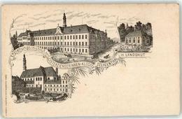 52878752 - Landshut , Isar - Landshut