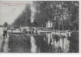 Nargis- Canal Du Loing-Ecluse (telephone) - Otros Municipios