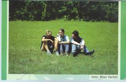 Scouting Postcard - Slovenia - Pfadfinder-Bewegung