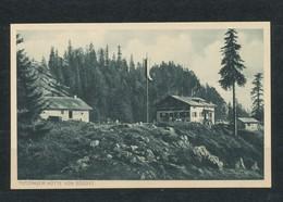Ansichtskarten  -Tutzinger Hütte Von Südost. - Ansichtskarten