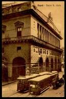 Napoli - Teatro S. Carlo - Non Viaggiata - Rif. 06419 - Napoli