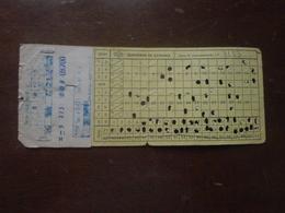 ABBONAMENTO AUTOBUS ETNA-ANNI 70 - Season Ticket