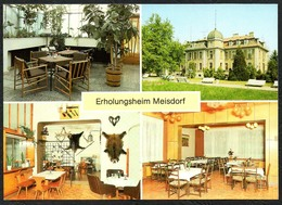 D2178 - TOP Meisdorf Erholungsheim VEB Walzwerk Hettstadt - Verlag Bild Und Heimat Reichenbach - Aschersleben