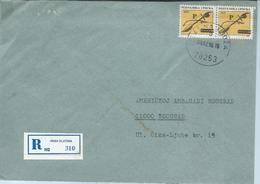 Serbian Republic/Bosnia And Herzegovina - R - Letter 1996 - Slatina - Bosnia And Herzegovina