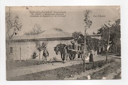 - CPA SAINT-LOUBÈS Et MONTUSSAN (33) - FERNAND DAGNEAU - Domaines De Badailh Et De Ferrand - Le Chais - - France