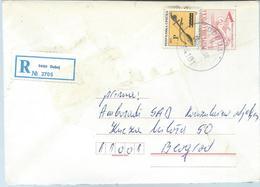 Serbian Republic/Bosnia And Herzegovina - Stamped Stationary R - Letter 1995 - Doboj - Bosnia And Herzegovina