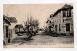 - CPA FACTURE (33) - Avenue De La Gare (PATISSERIE) - Photo Marcel Delboy N° 15 - - France