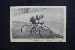 CYCLISME - Carte Postale - Hedspath - Américain - L 50286 - Cycling