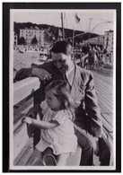 """DT- Reich (008618) Propaganda Sammelbild Adolf Hitler"""" Bild 47, Tage Der Ruhe. Der Führer Und Die Kleine Helga Goebbels - Deutschland"""
