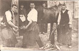 TOP CPA !!! HAUTE-LOIRE (43) Nos Maréchaux-Ferrants En 1908 (LE VELAY ILLUSTRE) - Otros Municipios