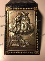 Ricordo Santuario Monte Castello TIGNALE - Oggetto Originale D'epoca - Santino Holy Card - Brescia - Lago Di Garda - Altre Collezioni