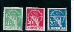 Berlin, Nr. 68/70** ,gepr. Schlegel,BPP, Mi.350,- Euro (T 13429) - Unused Stamps