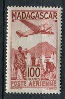 COLONIES/ MADACASCAR ( AERIEN ) : Y&T  N°  62  TIMBRE  NEUF  SANS  TRACE  DE  CHARNIERE , A  VOIR . - Poste Aérienne