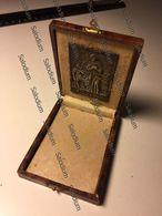 PAITONE - Ricordo Del Santuario - Oggetto Originale D'epoca - No Santino Holy Card Madonna Maria - Brescia - Altre Collezioni