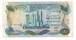 Iraq, 1 Dinar 1973, VF. - Iraq