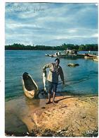 CONGO----Estuaire De Bas Kouilou---retour De Pêche---voir 2 Scans - Congo - Brazzaville