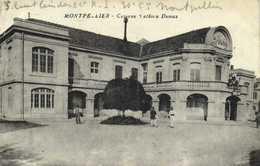 MONTPELLIER Caserne Mathieu Dumas RV Cachet Regiment D' Infanterie De Montpellier RV - Montpellier