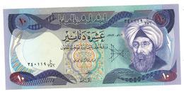 Iraq, 10 Dinars 1980s, UNC. - Iraq