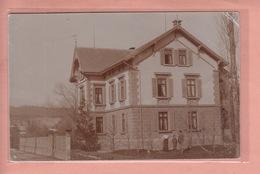 OUDE POSTKAART  ZWITSERLAND - SCHWEIZ - SUISSE -     WILDEGG 1903 - AG Argovie
