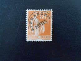 FRANCE  YT PR75 TYPE PAIX 80c Orange* - Precancels