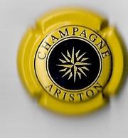 Capsules & Plaques De Muselet - Champagne ARISTON - - Champán