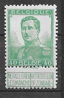 OBP114, Postfris** - 1912 Pellens