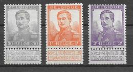 OBP115/17, Postfris** - 1912 Pellens