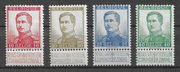 OBP118/21, Postfris** - 1912 Pellens