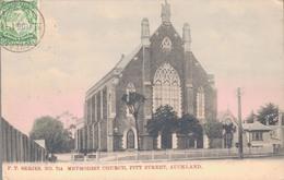 METHODIST CHURCH - PITT STREET - AUCKLAND N.Z. - Nouvelle-Zélande