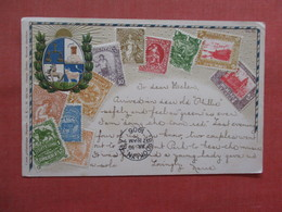 Embossed Stamp Card      Uruguay     Ref 3817 - Uruguay