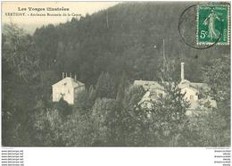 88 XERTIGNY. Ancienne Brasserie De La Cense 1910 - Xertigny